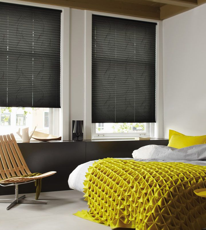 Luxaflex 20mm Dim-Out Plisse Blind